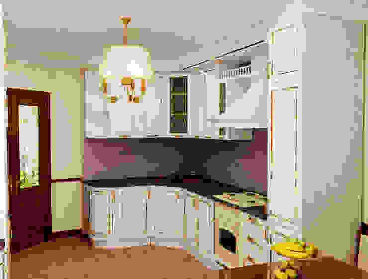 Кухня: Кухни в . Автор – DONJON, Классический