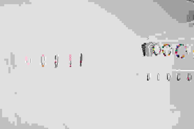 KURIKAESU インダストリアルデザインの 多目的室 の TOOP design works インダストリアル