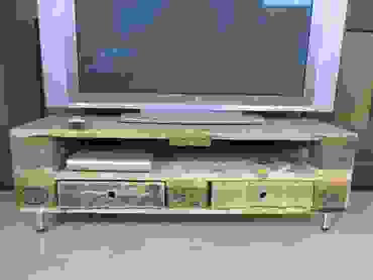 Sideboard - Lowboard aus gebrauchten Europaletten Woodupcycling WohnzimmerSchränke und Sideboards