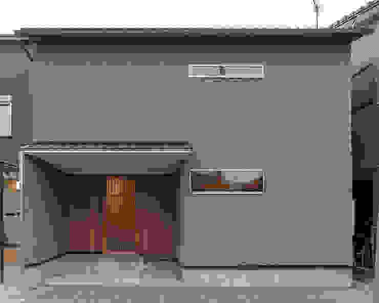 Дома в . Автор – 家山真建築研究室 Makoto Ieyama Architect Office