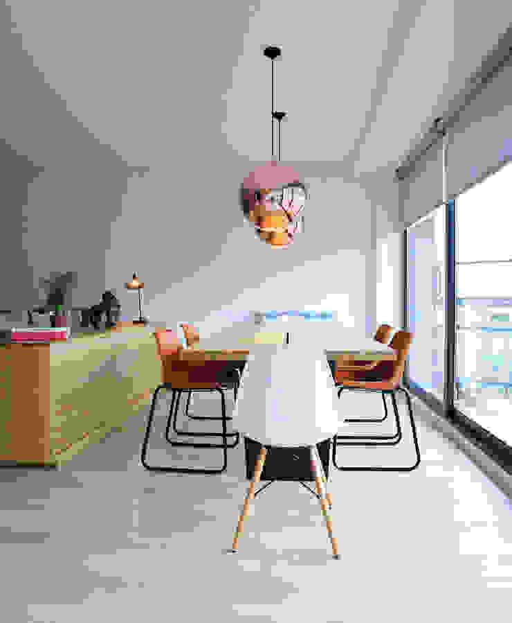 Proyecto de Interiorismo. Barcelona BONBA studio Comedores de estilo clásico