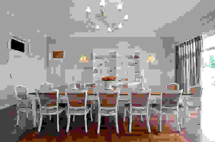 Casa do Interior de São Paulo Salas de jantar clássicas por Two Design Clássico