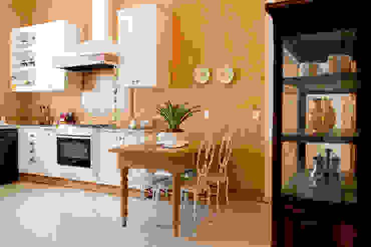 Casa do Interior de São Paulo Cozinhas clássicas por Two Design Clássico