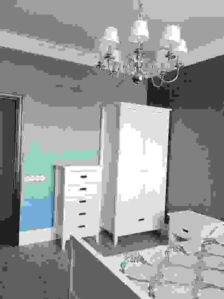 Воспоминание о прошлом Dara Design Детская комнатa в классическом стиле Бирюзовый