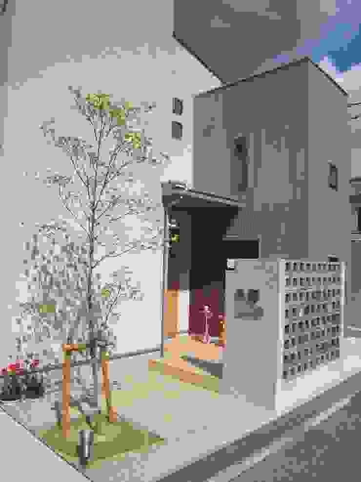 豊能町の家Ⅱ モダンな 家 の 株式会社 atelier waon モダン
