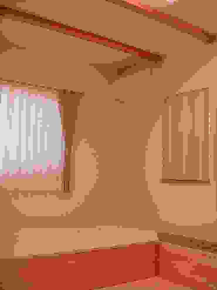 平野の家 北欧デザインの リビング の 株式会社 atelier waon 北欧