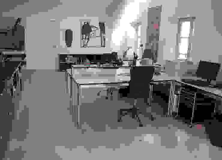 Hain Parkett Moderne Arbeitszimmer von Hain Parkett Modern