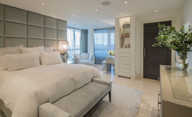 Folio Design | The Art House | Second Bedroom Folio Design Modern style bedroom
