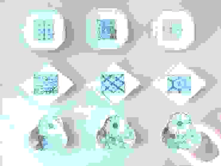 手のひらのうつわたち: 吉田崇昭が手掛けたクラシックです。,クラシック 磁器