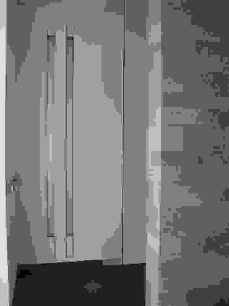 Tường & sàn phong cách hiện đại bởi Diemer Architekten Part. mbB Hiện đại Kim loại