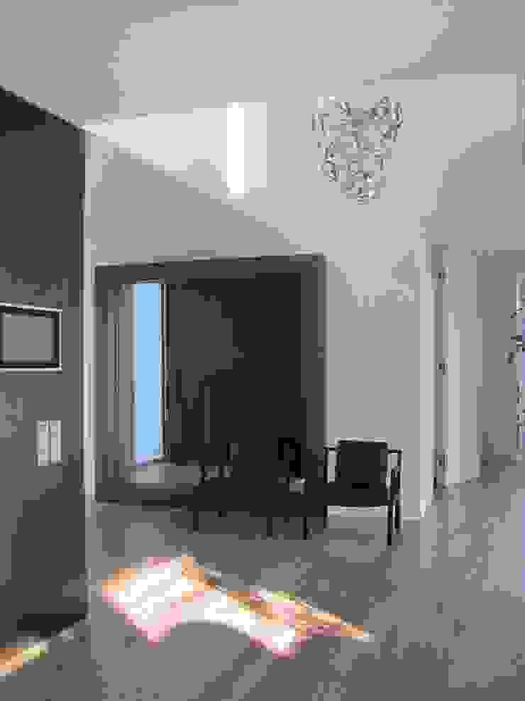 Hành lang, sảnh & cầu thang phong cách hiện đại bởi Diemer Architekten Part. mbB Hiện đại