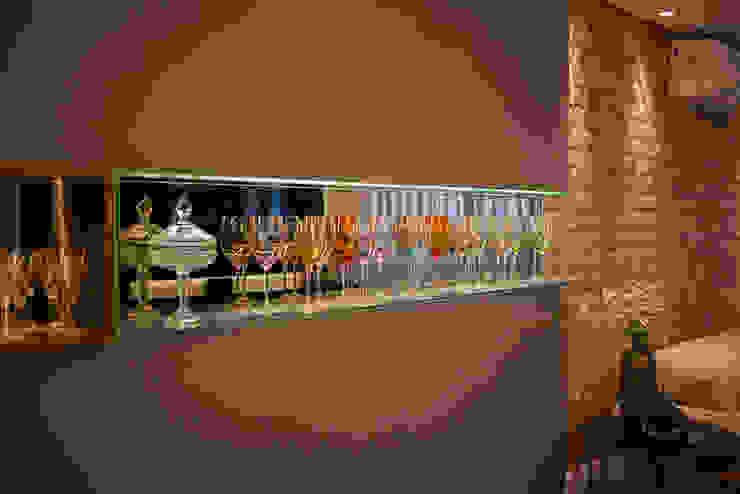Ruang Makan Gaya Eklektik Oleh Casa2640 Eklektik