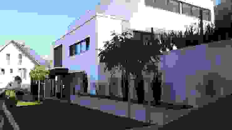 Maisons modernes par Diemer Architekten Part. mbB Moderne