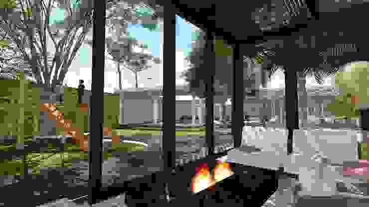 Estar/ Spa Spa moderno por Studio² Moderno