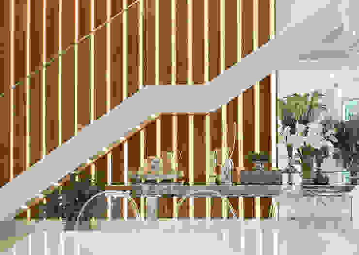 AQVA Detalhes Salas de jantar modernas por daniela andrade arquitetura Moderno