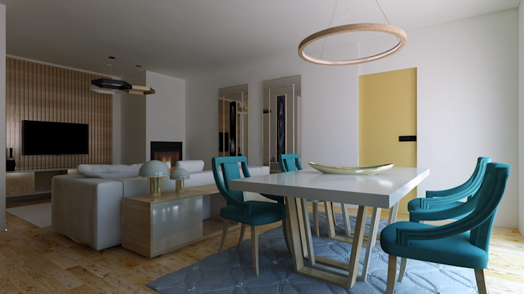 Apartamento Valpaços por Mdimension