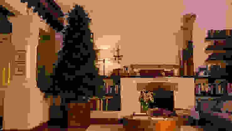 Armando el árbol de navidad. de MARIANGEL COGHLAN