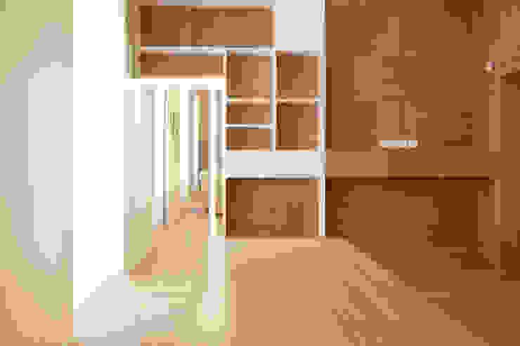 CASA LKY Studio minimalista di FAUSTO DI ROCCO ARCHITETTO Minimalista