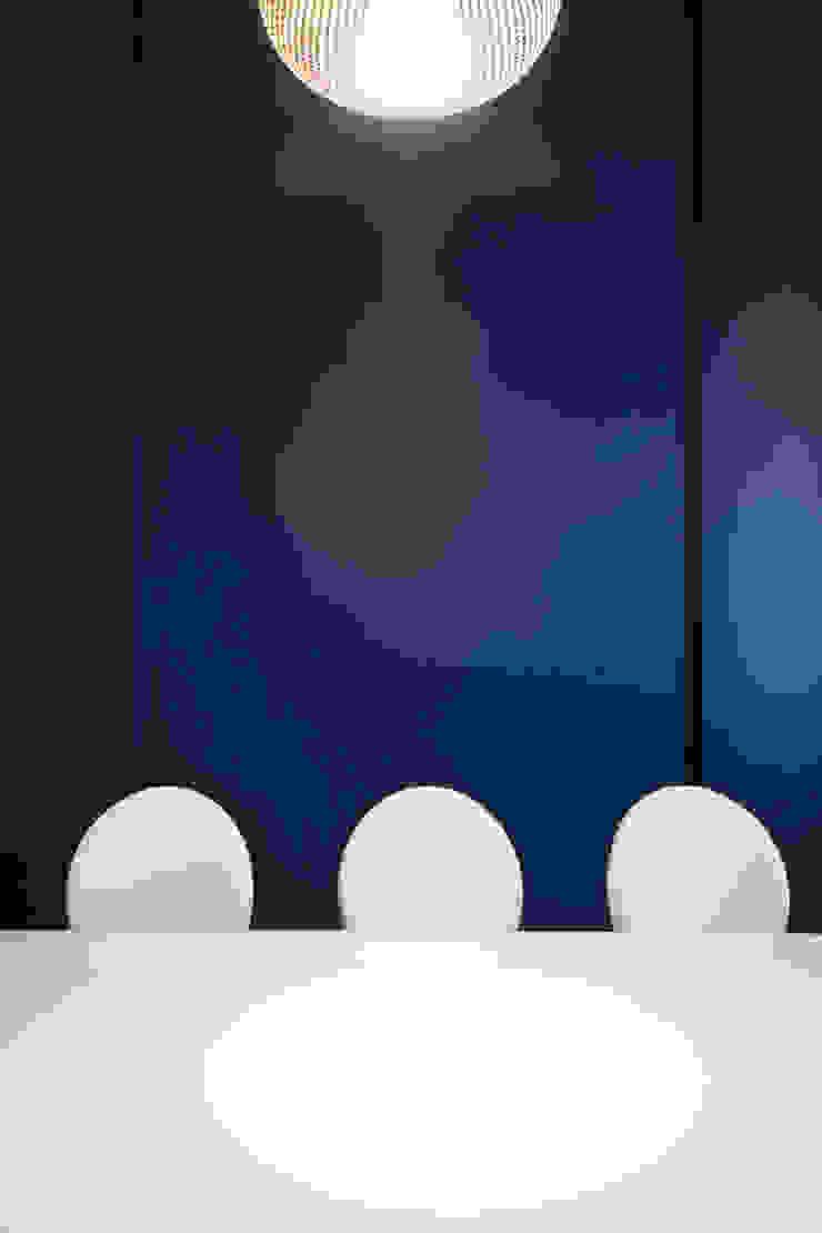 CASA LKY Sala da pranzo minimalista di FAUSTO DI ROCCO ARCHITETTO Minimalista