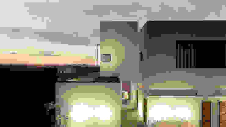Casa M13 Casas modernas por BORA Arquitetos Associados Moderno