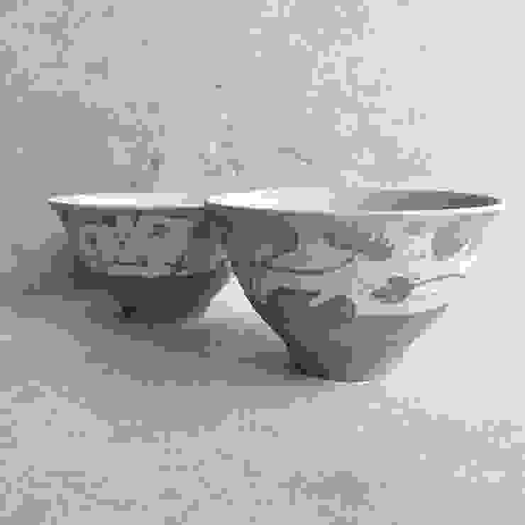 めし碗: claytudio tenohiraが手掛けた折衷的なです。,オリジナル