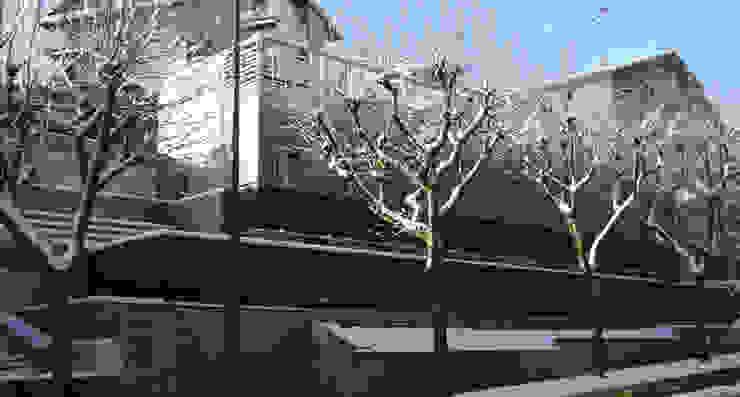 Casas estilo moderno: ideas, arquitectura e imágenes de asieracuriola arquitectos en San Sebastian Moderno Concreto