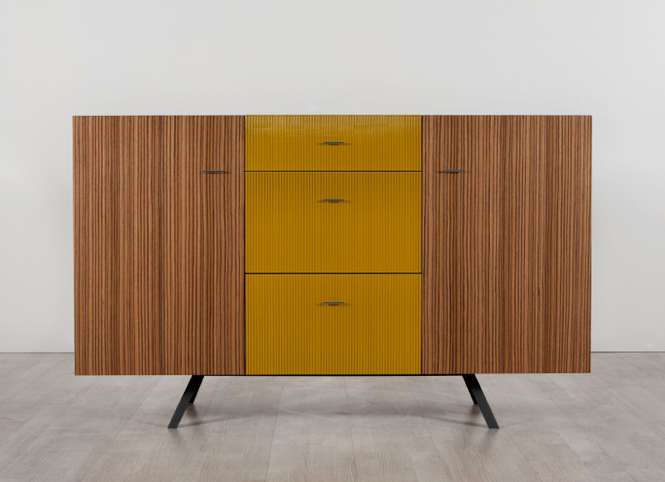 SAGO por BOTA Creative Studio Moderno Madeira Acabamento em madeira