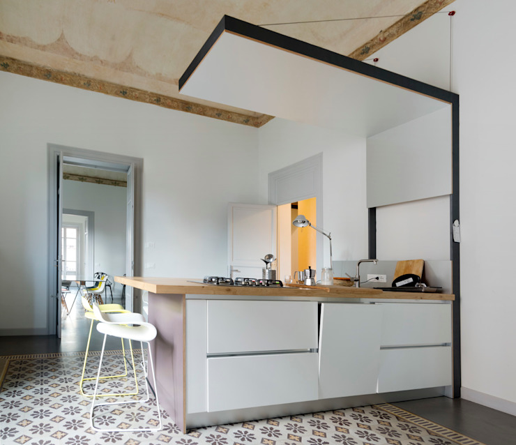 Kitchen by Studio Associato 3813