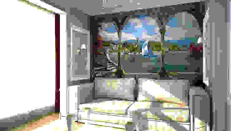 DONJON Salas de estilo clásico