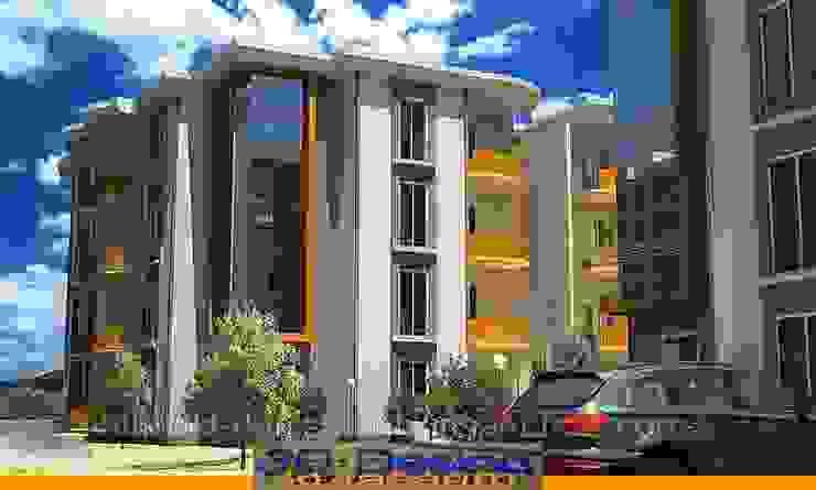 kt evleri Akdeniz Evler kt danışmanlık tasarım dekorasyon Akdeniz Beton