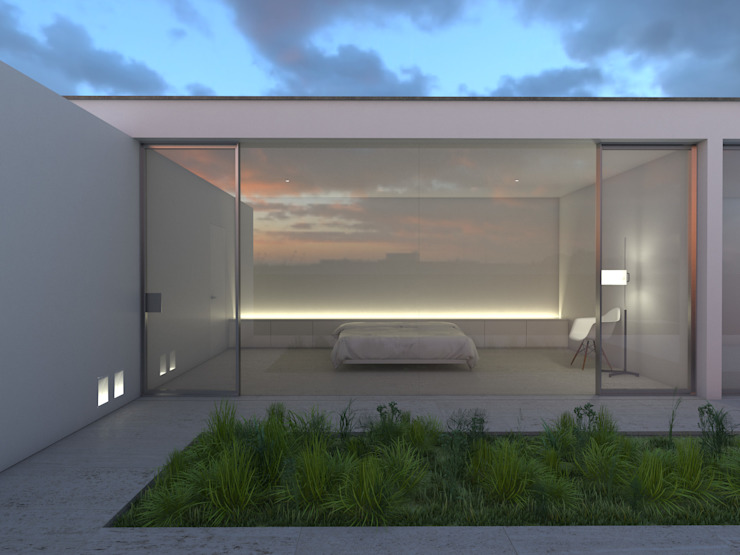 Modern houses by archi3d Modern