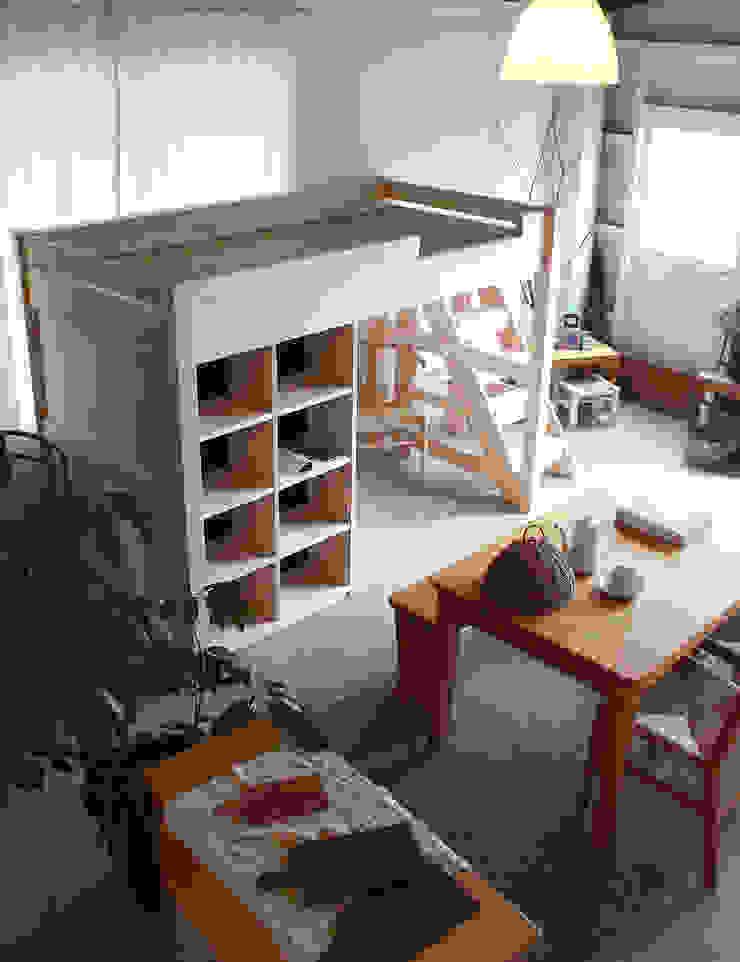 作品:  オーダーメイド家具F.B.Fが手掛けたミニマリストです。,ミニマル 木 木目調