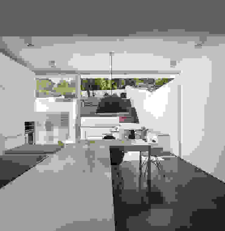 CASA 103 Cozinhas modernas por MARLENE ULDSCHMIDT Moderno