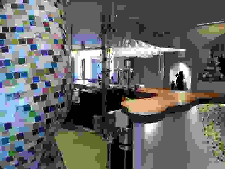Patchwork Zellige tegels - Mosaic del Sur homify Moderne muren & vloeren
