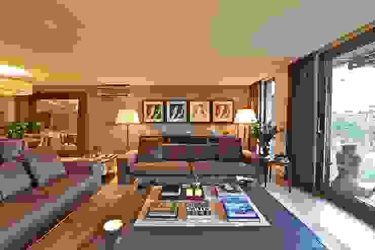 Kerim Çarmıklı İç Mimarlık Modern Living Room