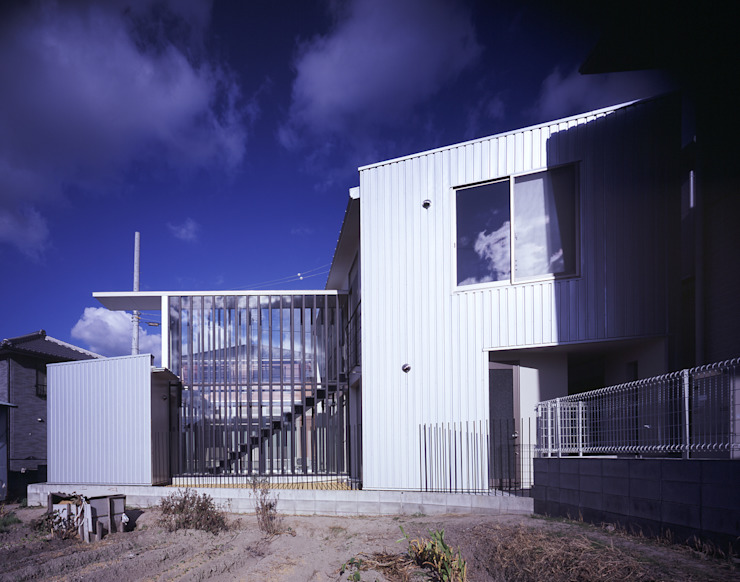 HUT+HOUSE オリジナルな 家 の 株式会社CAPD オリジナル
