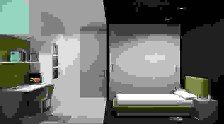 PININFARINA Dormitorios modernos de minimum arquitectura Moderno