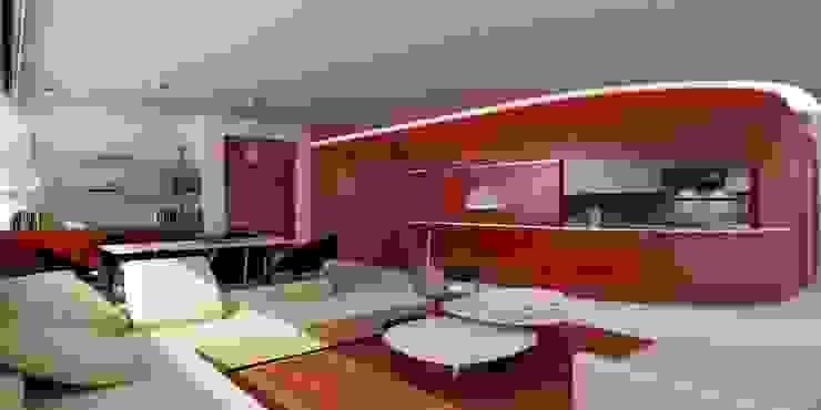 PININFARINA Salones modernos de minimum arquitectura Moderno