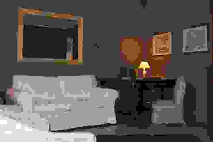cristina mecatti interior design Classic style living room