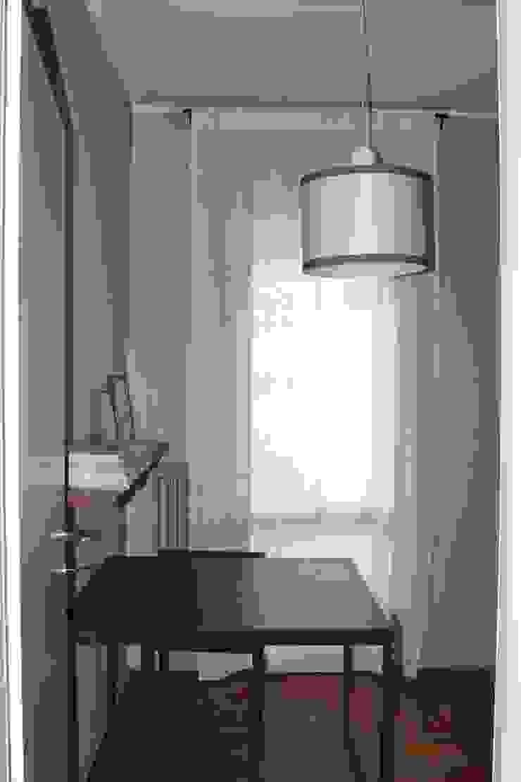 cristina mecatti interior design Classic style study/office
