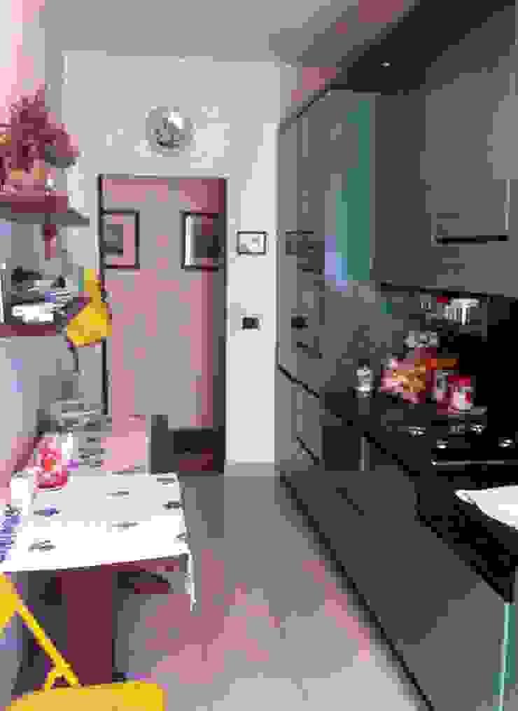 PRIMA cristina mecatti interior design Cucina in stile classico