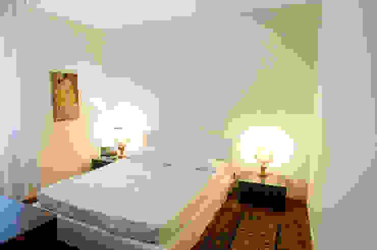 MARTA'S cristina mecatti interior design Camera da letto in stile classico