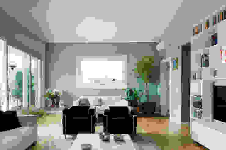 cristina mecatti interior design Modern living room