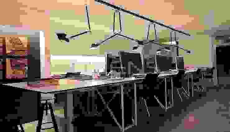 Group T Mimarlık Ofisi QZENS MOBİLYA Modern
