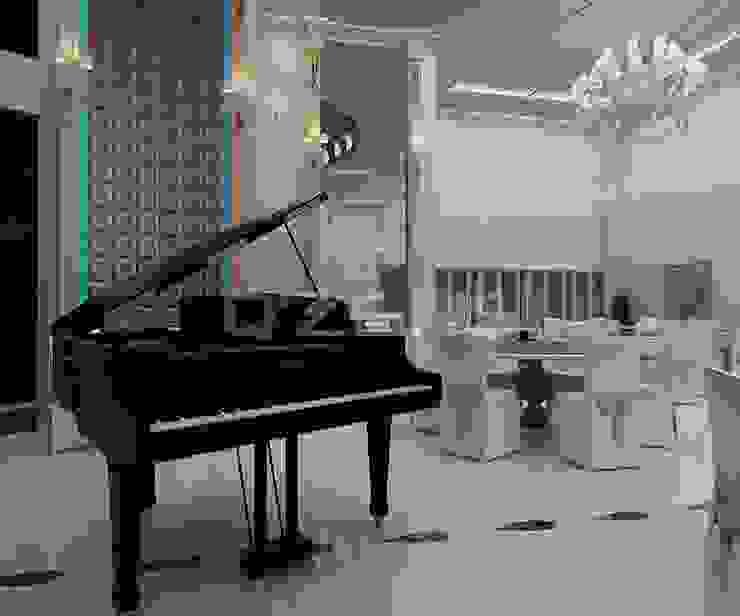 Kazakistan Büyükelçiliği Balo salonu QZENS MOBİLYA