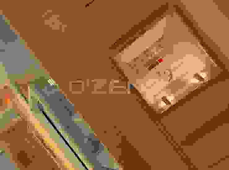 Loft Konut Tasarımı QZENS MOBİLYA