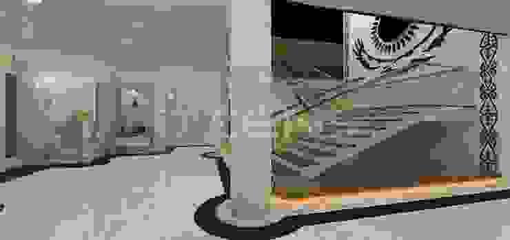 Kazakistan Büyükelçiliği Fuaye QZENS MOBİLYA