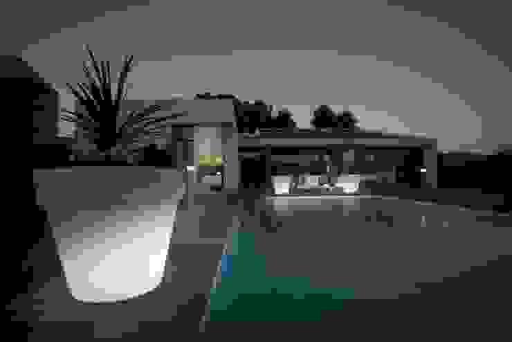 Maceteros luminosos de Griscan diseño iluminación Clásico