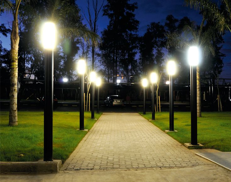 classic  by Griscan diseño iluminación, Classic Aluminium/Zinc