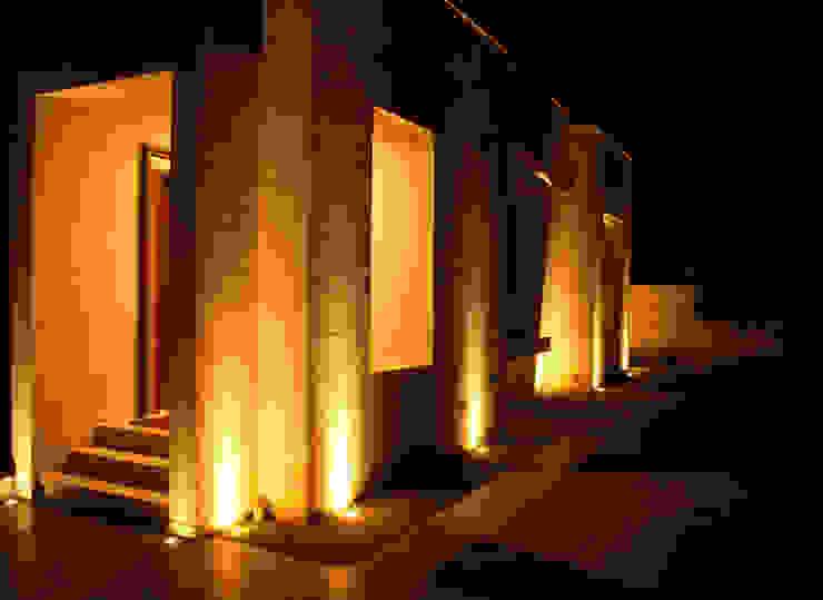 Saraswat's House Minimalist houses by Design Square Minimalist